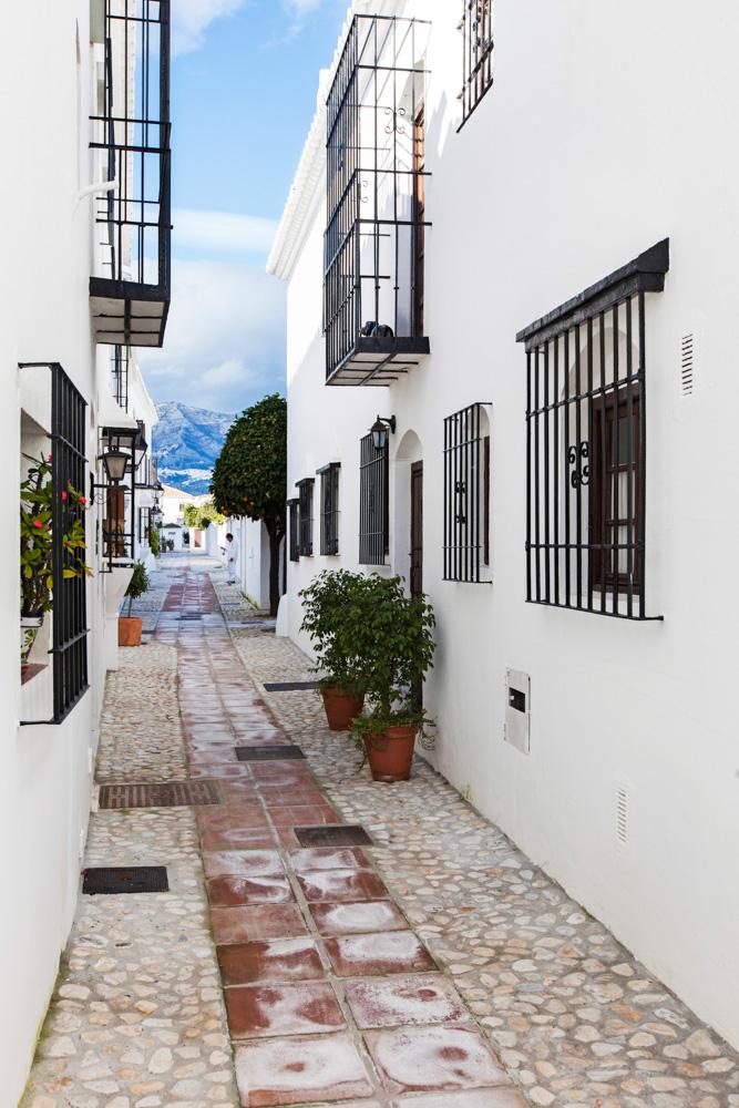 Pueblo Lopez i Fuengirola